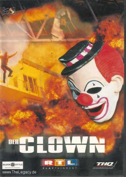 Misc. Games - Clown, Der