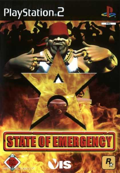 Misc. Games - State of Emergency