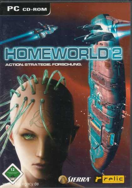 Misc. Games - Homeworld 2