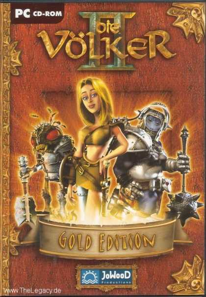 Misc. Games - Völker 2, Die - Gold Edition
