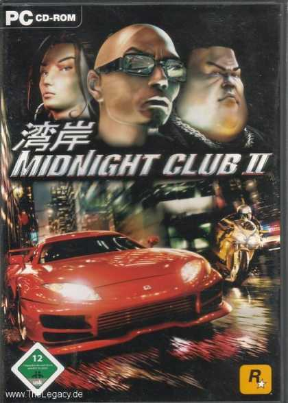 Misc. Games - Midnight Club II