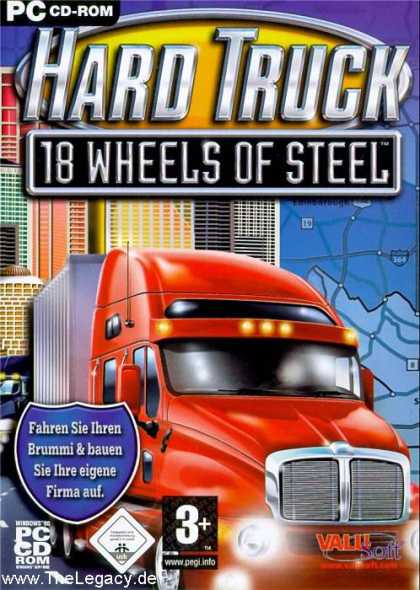 Misc. Games - Hard Truck: 18 Wheels of Steel