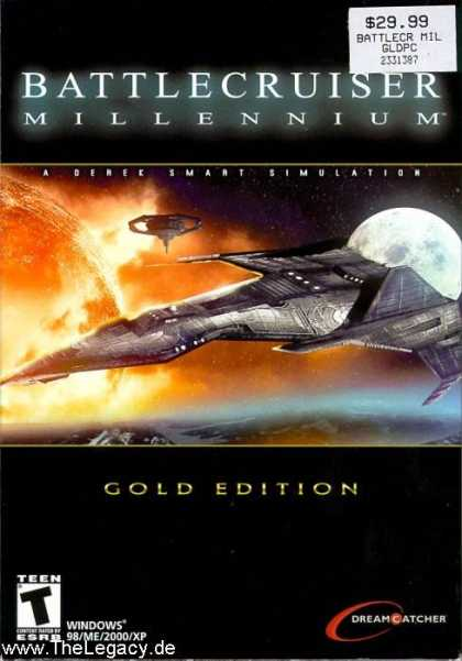 Misc. Games - Battlecruiser Millennium Gold