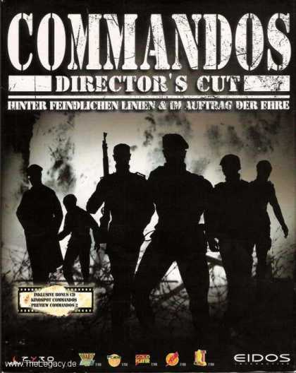 Misc. Games - Commandos Director's Cut