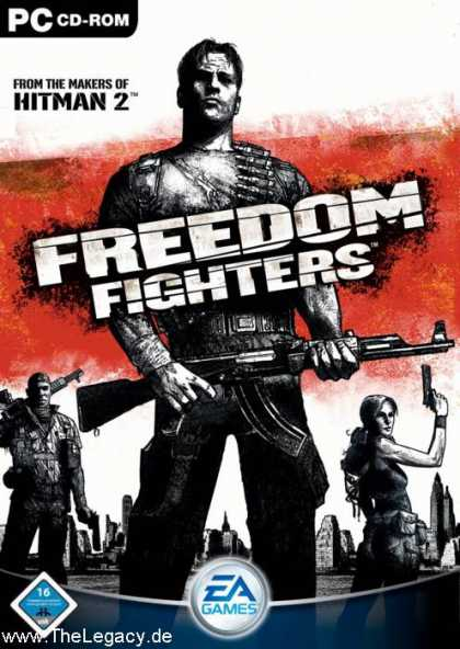 Misc. Games - Freedom Fighters