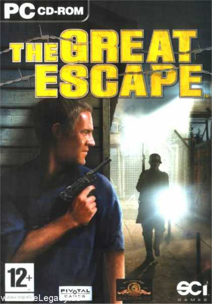 Misc. Games - Great Escape, The: Gesprengte Ketten