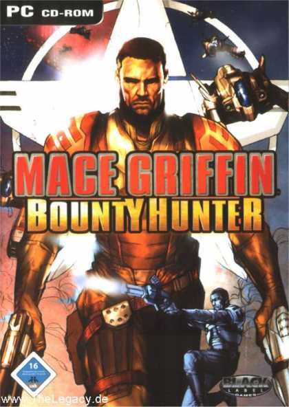 Misc. Games - Mace Griffin Bounty Hunter