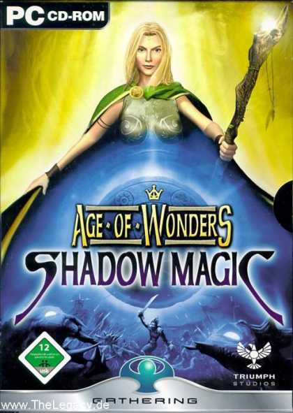 Misc. Games - Age of Wonders: Shadow Magic
