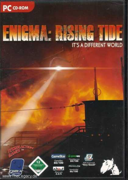 Misc. Games - Enigma: Rising Tide
