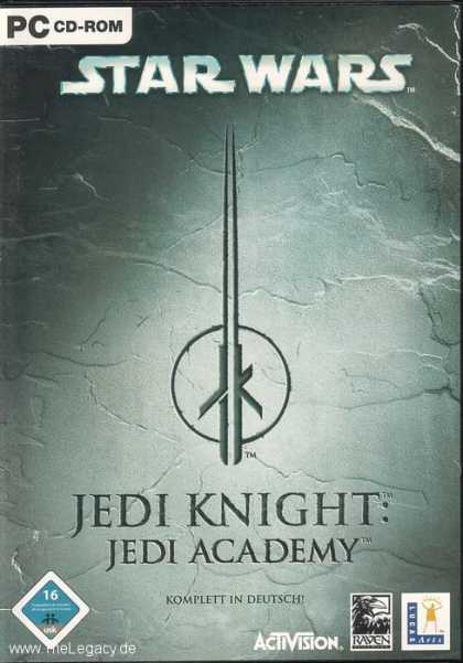 Misc. Games - Star Wars - Jedi Knight: Jedi Academy