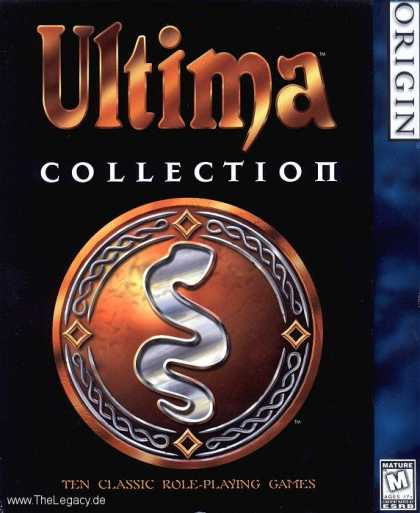 Misc. Games - Ultima Collection