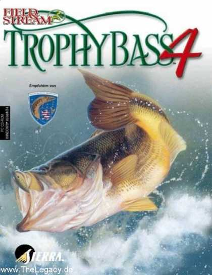 Misc. Games - Trophy Bass 4