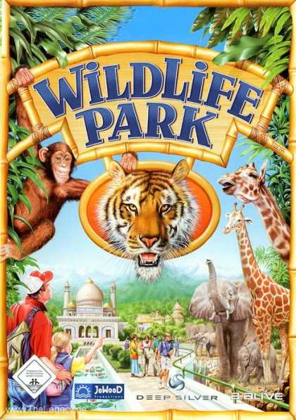 Misc. Games - Wildlife Park