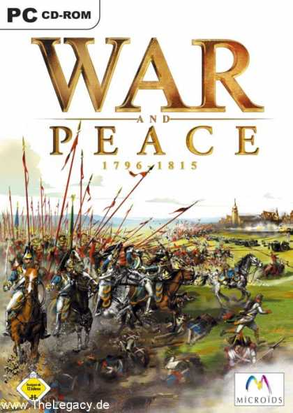 Misc. Games - War and Peace 1796-1815