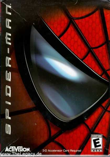 Misc. Games - Spider-Man - The Movie