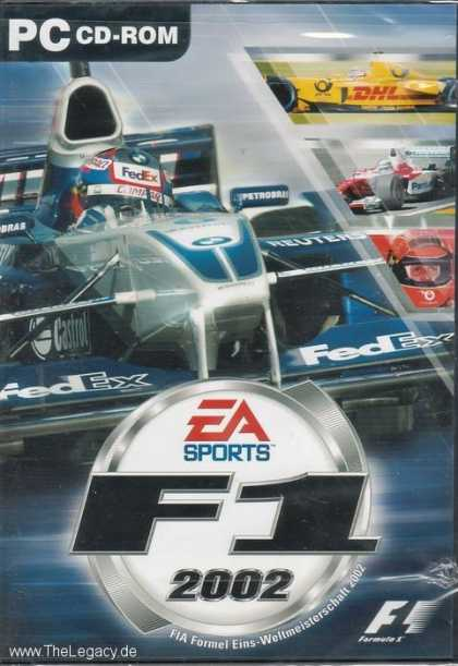 Misc. Games - F1 2002