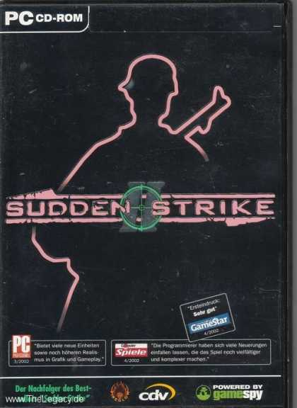 Misc. Games - Sudden Strike II