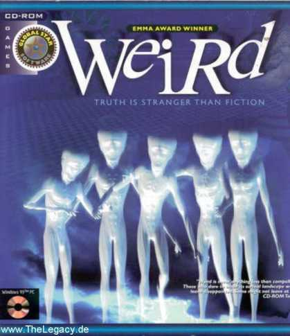 Misc. Games - WeiRd: Truth is stranger than Fiction