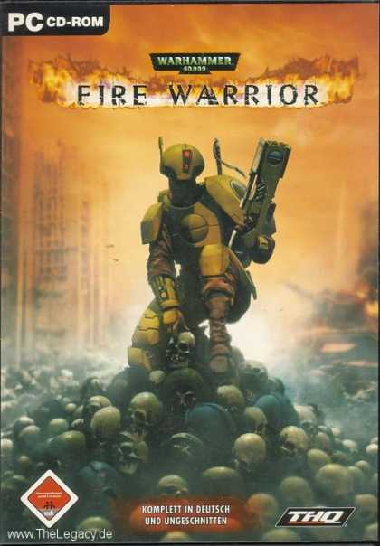 Misc. Games - Warhammer 40.000: Fire Warrior