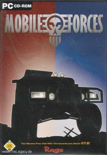 Misc. Games - Mobile Forces