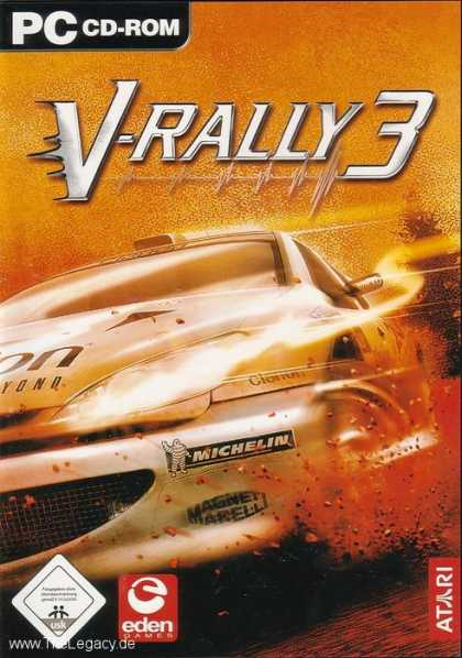 Misc. Games - V-Rally 3