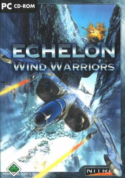 Misc. Games - Echelon: Wind Warriors