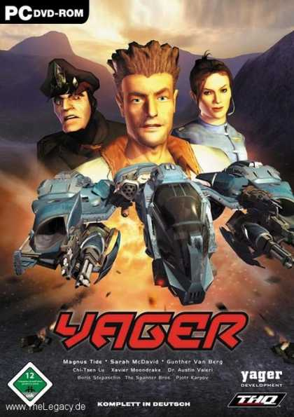 Misc. Games - Yager