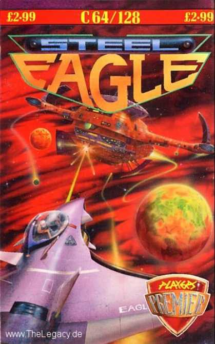 Misc. Games - Steel Eagle