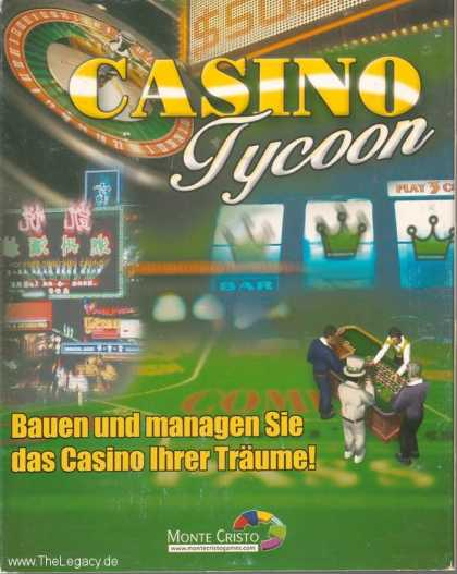 Misc. Games - Casino Tycoon