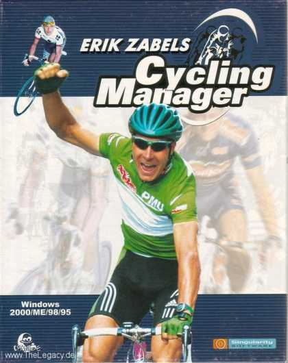 Misc. Games - Erik Zabels Cycling Manager