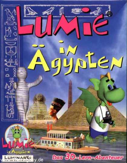 Misc. Games - Lumie in Ägypten