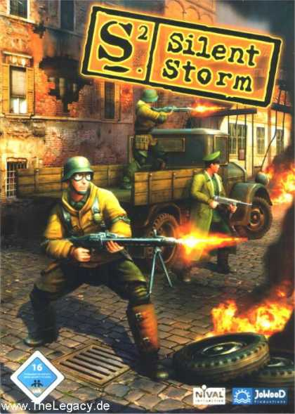 Misc. Games - Silent Storm