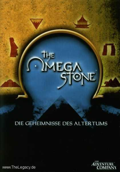 Misc. Games - Riddle of the Sphinx II: The Omega Stone