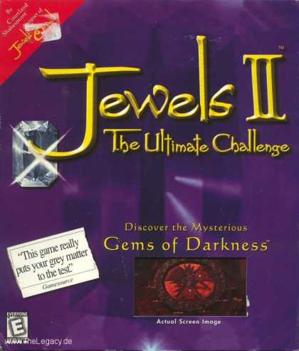Misc. Games - Jewels II: The Ultimate Challenge