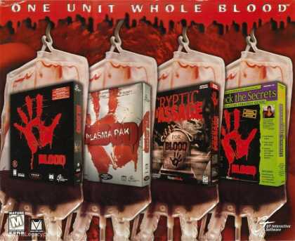Misc. Games - One Unit whole Blood