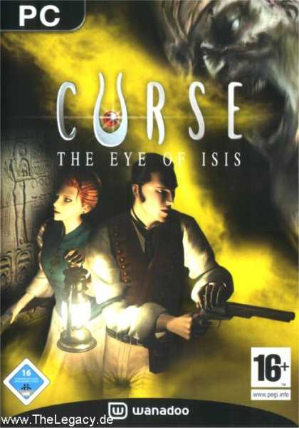 Misc. Games - Curse: The Eye of Isis
