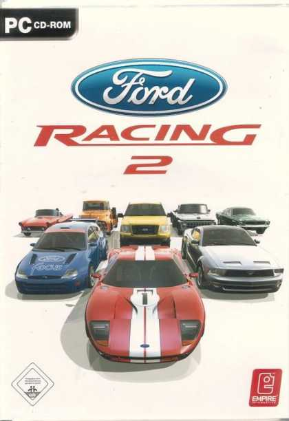 Misc. Games - Ford Racing 2