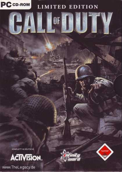 Misc. Games - Call of Duty