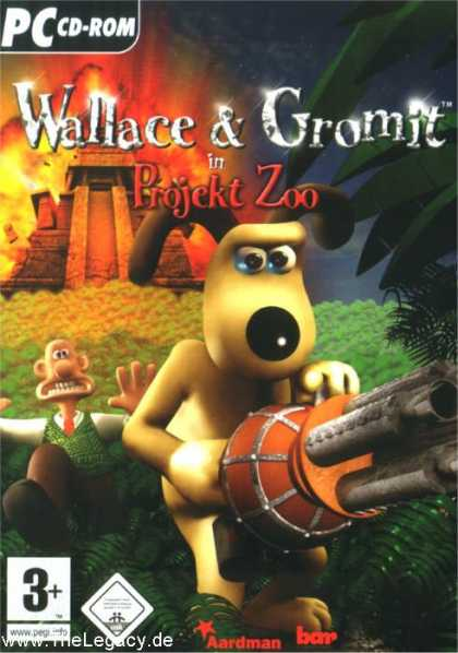 Misc. Games - Wallace & Gromit in Projekt Zoo
