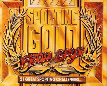 Misc. Games - Sporting Gold
