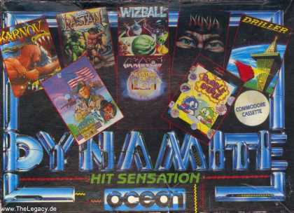 Misc. Games - Dynamite Hit Sensation