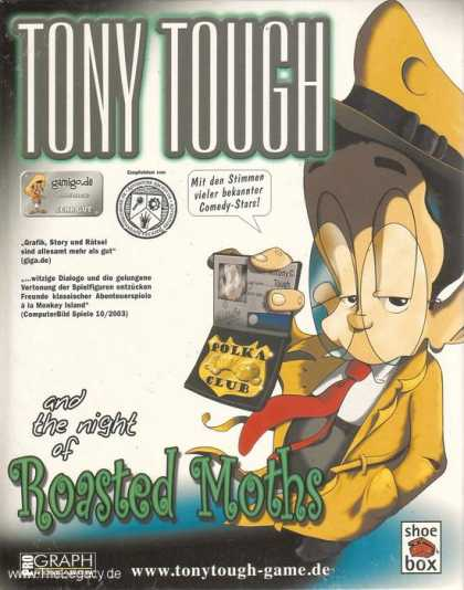 Misc. Games - Tony Tough and the Night of Roasted Moths
