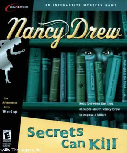 Misc. Games - Nancy Drew: Secrets can kill