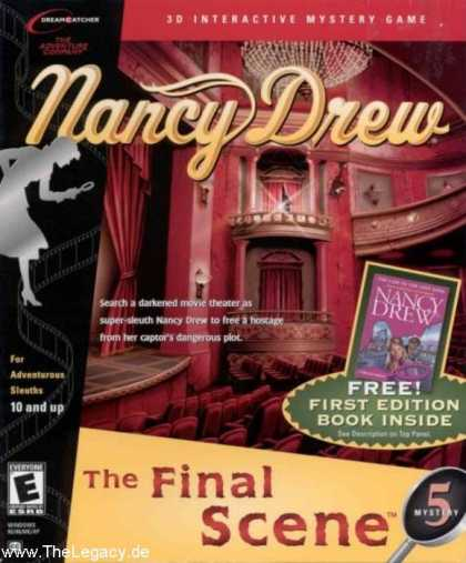 Misc. Games - Nancy Drew 5: The Final Scene