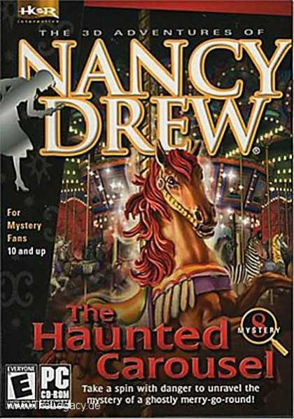 Misc. Games - Nancy Drew 8: The Haunted Carousel