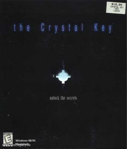 Misc. Games - Crystal Key, The: Unlock the Secrets