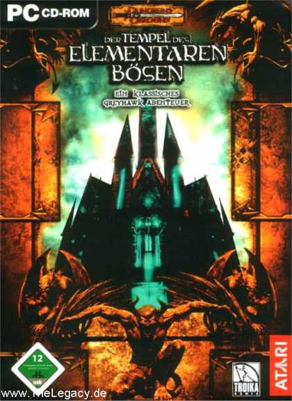 Misc. Games - Temple of Elemental Evil, The