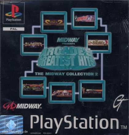 Misc. Games - Arcade's Greatest Hits: Midway Collection 2