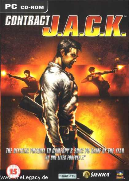 Misc. Games - Contract J.A.C.K.