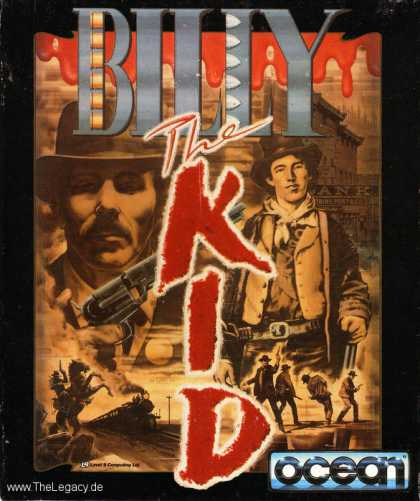 Misc. Games - Legend of Billy the Kid, The
